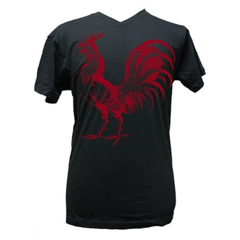 Rooster Vintage Art Annex Clothing Men's Tee Shirt