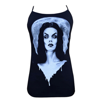 Moonlight by Shayne of the Dead Bohner Women's Camisole Tank Top Vampire