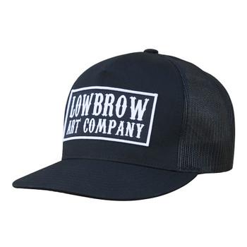 Western Lowbrow Art Snap Back Classic Trucker Hat