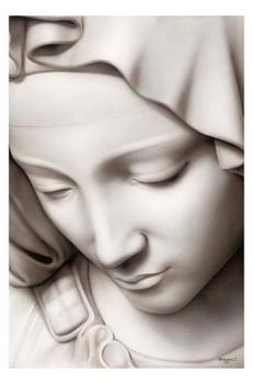 Madonna by Spider Tattoo Art Print Adrian Castrejon Virgin Mary