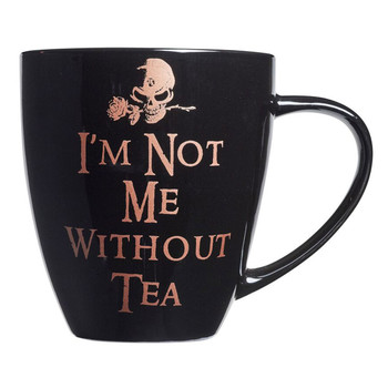 Alchemy Gothic I'm Not Me Without Tea Coffee Mug Drinking Cup