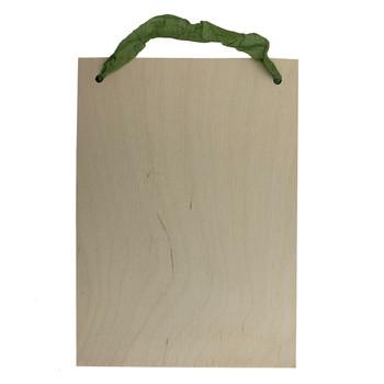Best Friends Decorative Wood Hanging Sign back