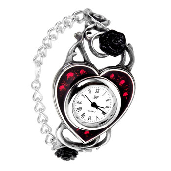 AW22 - Bed Of Blood Roses Watch closure view
