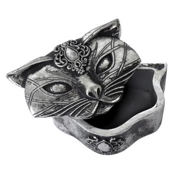 Alchemy Sacred Cat Trinket Box
