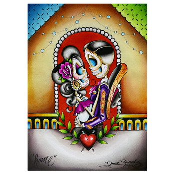 Home Dave Sanchez Canvas Giclee Art Print