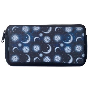 Sun and Moon Cosmetic Bag