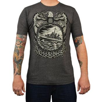 Men's Battleship Tee Shirt