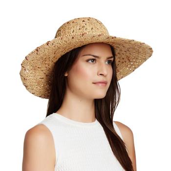 Boca resort hat.