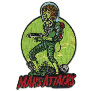 Mars Attacks Death Trooper Patch