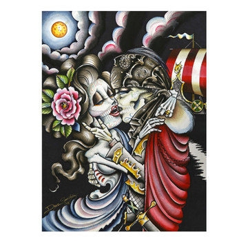 Dave Sanchez - Married to the Sea - Canvas Giclee