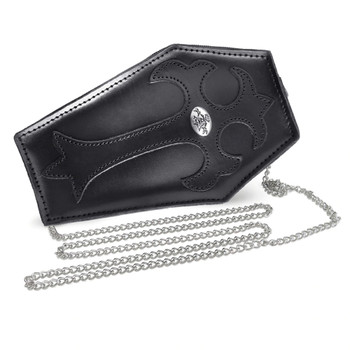 LG6 - Coffin Purse front side view