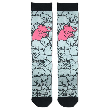 Elephants Men's Trouser Crew Socks