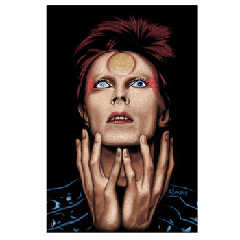 Marco Almera Space Oddity Art Print
