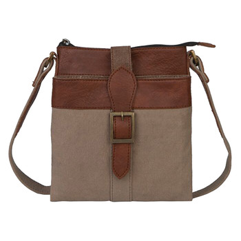 Mona B Intermix Crossbody Bag