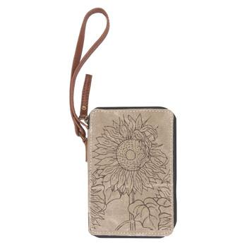 Sunny Wristlet Wallet