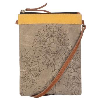 Mona B. Sunny Small Crossbody Bag