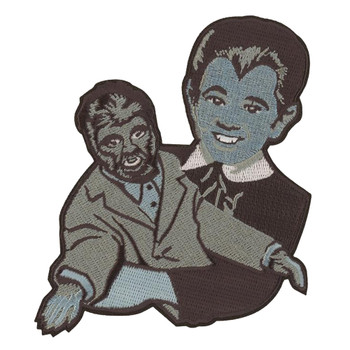 Eddie Munster Patch