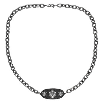 Bling Star Chain Necklace