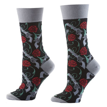 Rock N Roll Women's Crew Socks