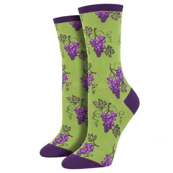 One Fine Vine Women's Crew Socks