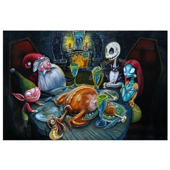 Joey Rotten The Next Nightmare Art Print