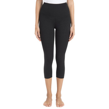 Cotton Capri (Plus Size)