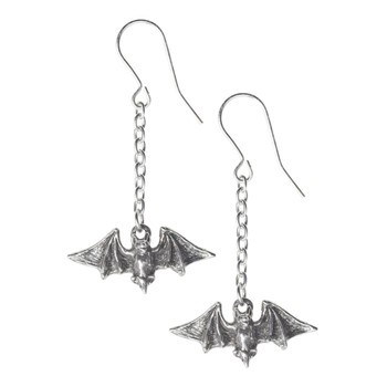E429 - Kiss the Night Earrings