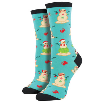 Christmas In July Women's Crew Socks