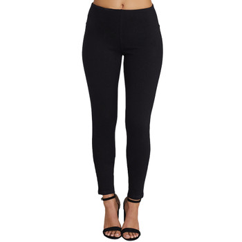 Lysse Black Denim Leggings