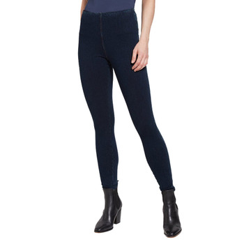 Lysse Indigo Denim Tight Ankle Legging