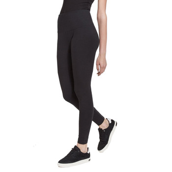 Lysse Tight Ankle Black Legging side view