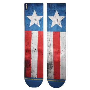 American Flag Men's Crew Socks