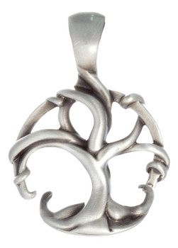 TREE OF LIFE Bico Pewter Pendant