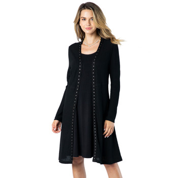 Vocal Apparel Long Cardigan Sweater
