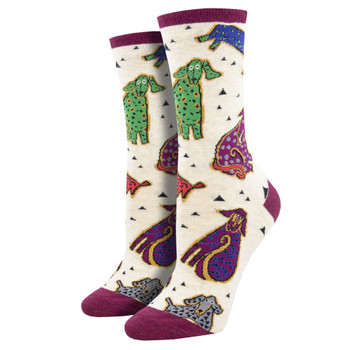 Doggy Dogs Women's Crew Socks