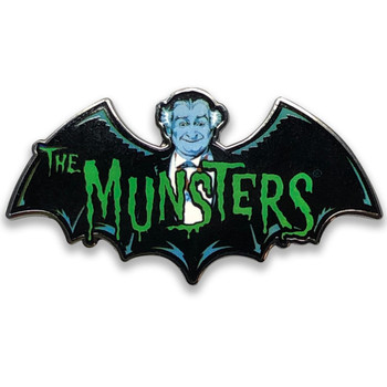 The Munster's Bat Collectable Pin