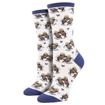 Significant Otter Women's Crew Socks