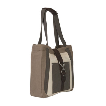 Mona B Nora Shoulder Bag Purse side view