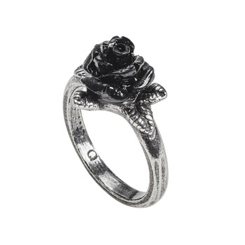 R237 - Token of Love Ring side view