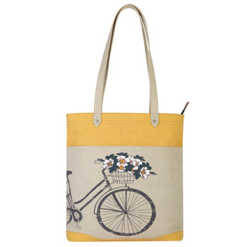 Mona B Trust The Journey Tote Bag