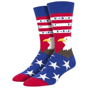American Eagle Men's Crew Socks