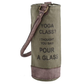 Mona B Yoga Wine Bag Carrier