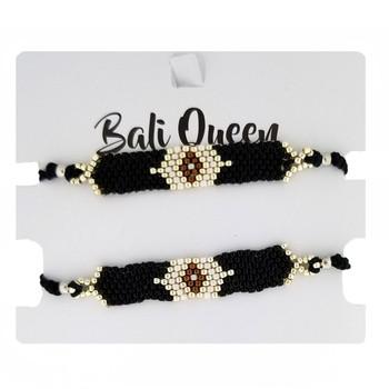 Southwest indian design friendship bracelets 2-pack.