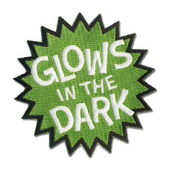 Glows In The Dark Patch