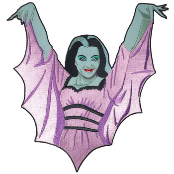 Lily Munster Back Patch
