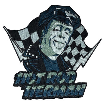 Hot Rod Herman Patch