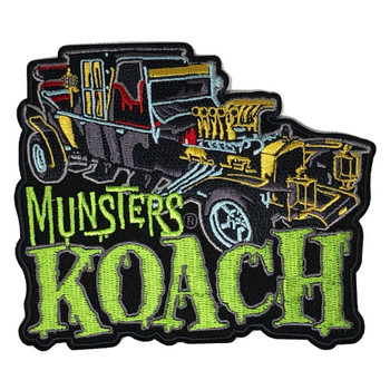 The Munsters Koach Patch