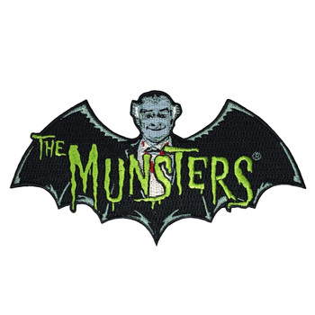 The Munsters Logo Patch