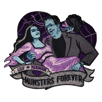 Munsters Forever Patch