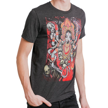 Kali by J Barnett Tee Shirt side view